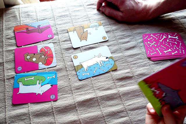 Kalimba - zábavné karetní hry s poutavým designem