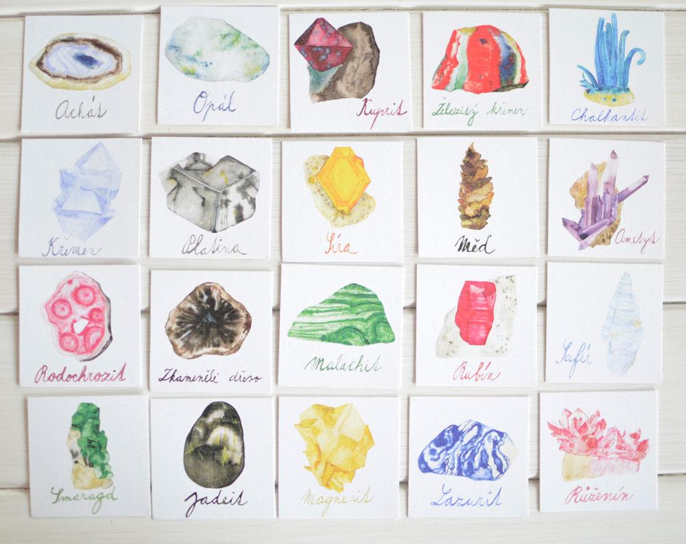 Originální pexesa a kapesní atlasy od Mankai Paper brzy u nás