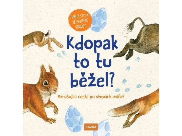 Knihy o přírodě z nakladatelství Kazda