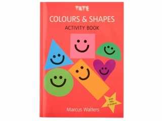 Barvy a tvary (Colours & Shapes activity book)